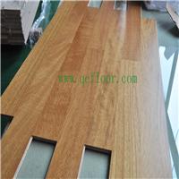绿柄桑(圆盘豆)地暖地热实木地板,出口地板