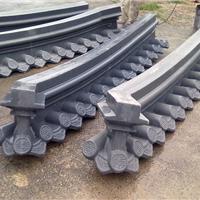 供应屋顶GRC欧式装饰构件瓦