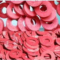 供应红刚纸绝缘垫片红介子M4绝缘垫圈