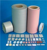 供应0.23 0.3 0.45厚硅胶布 导热绝缘垫