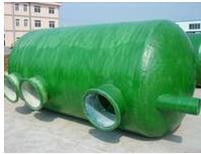 供应广西岑溪市玻璃钢化粪池