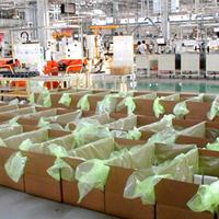 供应汽配防锈防潮包装用vci气相防锈袋