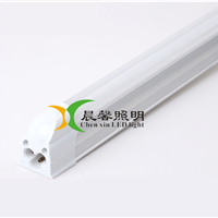 晨馨ledT5日光灯T5灯管支架一体化LED灯管