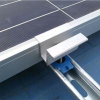 彩钢瓦光伏支架|水泥屋顶|支架组件支架|