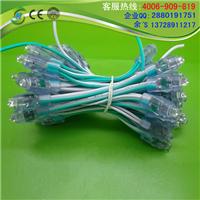 9MM绿色灯串|深圳防水LED外露灯厂家价格