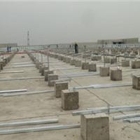 水泥屋顶支架镀锌钢支架钱Q235b热镀锌