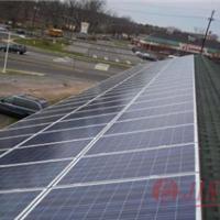 供应家用小型并网光伏发电/支架/斜面屋顶