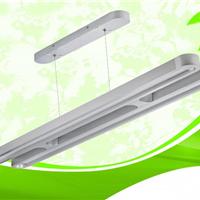 供应T5灯盘写字楼办公楼专用工程灯双管