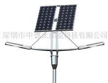 供应深圳太阳能路灯发电系统 太阳能电池板