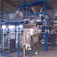 水溶肥全自动配料包装生产线设备
