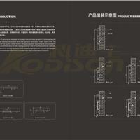 供应铝合金踢脚线效果图安装方法踢脚线厂家
