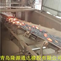 供应隆源通达金属网芯输送带各种规格