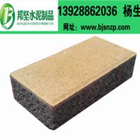 广州环保彩砖规格
