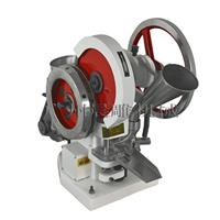 小型台式中药单冲式压片机