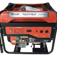 供应5KW带空调用汽油发电机哪家质量好