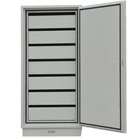 供应泰格防磁信息安全柜DPC-280 7个抽屉磁带磁介质柜