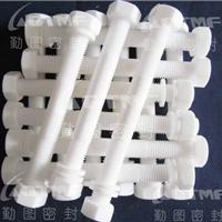 耐腐蚀聚四氟乙烯螺丝 特氟龙螺丝 PTFE螺丝