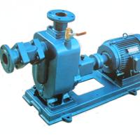 供应ZW型自吸式无堵塞排污泵/自吸式排污泵