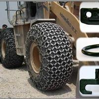 50铲车防滑链条 经济型铲车链条