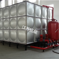 供应滁州箱泵一体化,双系统消防增压稳压