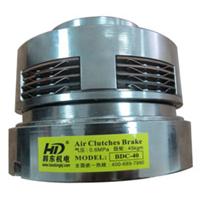 供应多片式气动离合器的厂家BDC-60