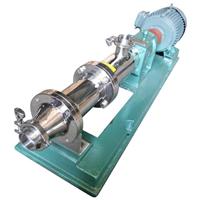 供应GF型食品卫生级螺杆泵