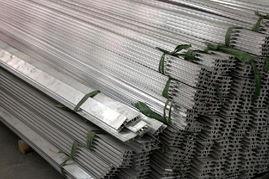供应交通标志牌专用铝槽 厂家直销 价格最低