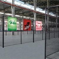 车间钢丝框架护栏网,仓库中间隔离网