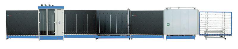 供应1800立式内合片板压生产线