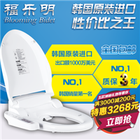 韩国原装智能马桶盖福乐明NB-1160E