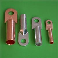供应DT铜接线鼻子 铜接线端子 铜线耳