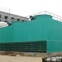 供应方形横流式玻璃钢冷却塔