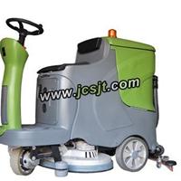 供应科能驾驶式洗地机,感应座驾洗地机