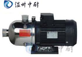 供应CHL型不锈钢圆筒式轻型多级泵