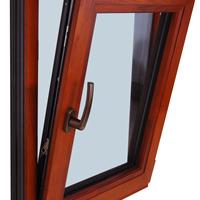 供应铝木复合门窗建筑铝型材