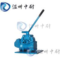 供应BS-25型便携式手摇泵