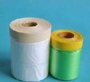 乳胶漆喷涂专用遮蔽膜保护膜55公分厂家