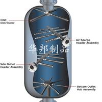 供应华邦不锈钢悬挂型布水器