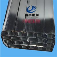 窗帘轨道铝型材 挂布杆铝型材 支架铝型材