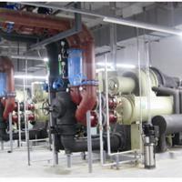 供应冷凝器自动在线清洗装置