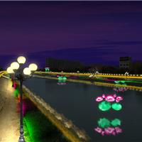 LED夜景亮化灯,河道夜景亮化灯,洗墙灯