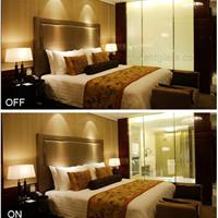 智能电动门窗调光玻璃