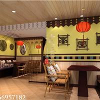 三种常见类型的餐厅装修设计