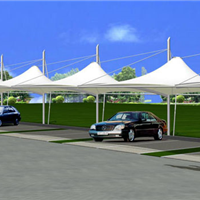 连云港车棚-膜结构车棚|新品让利促销