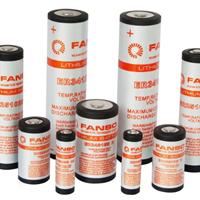 石油堪探钻井用ER25500S/ER14250S高温锂电池