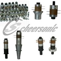 超声波焊接/切割/声化/雾化/清洗换能器