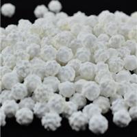 食品级亚硫酸钙球 花洒高效除氯球