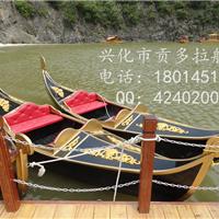 贡多拉/欧式/景观/观光/手划/装饰/木船制造