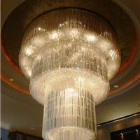 厂家直销 定做非标酒店工程水晶灯