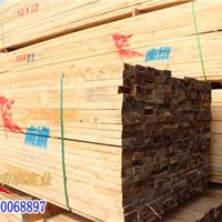 辐射松建筑木方 厂家批发